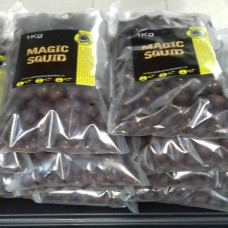 1 Kg Boilies Magic Squid (solubile)